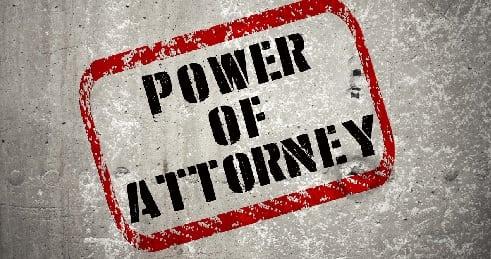 Elder Abuse - Power of Attorney