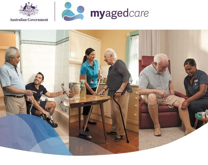 My Aged Care web site