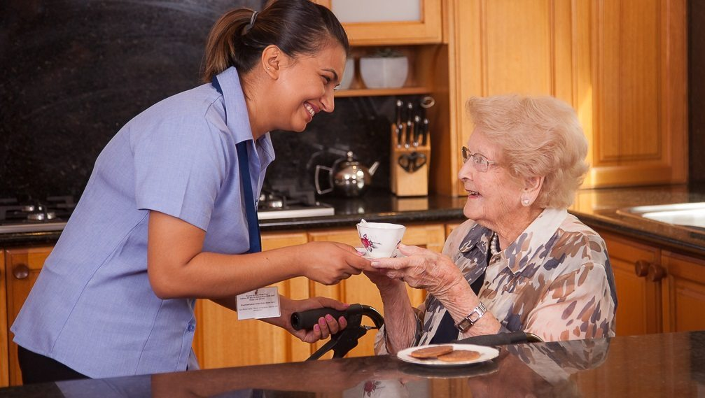 Aged Care Services, Oxley Home Care, Care Worker