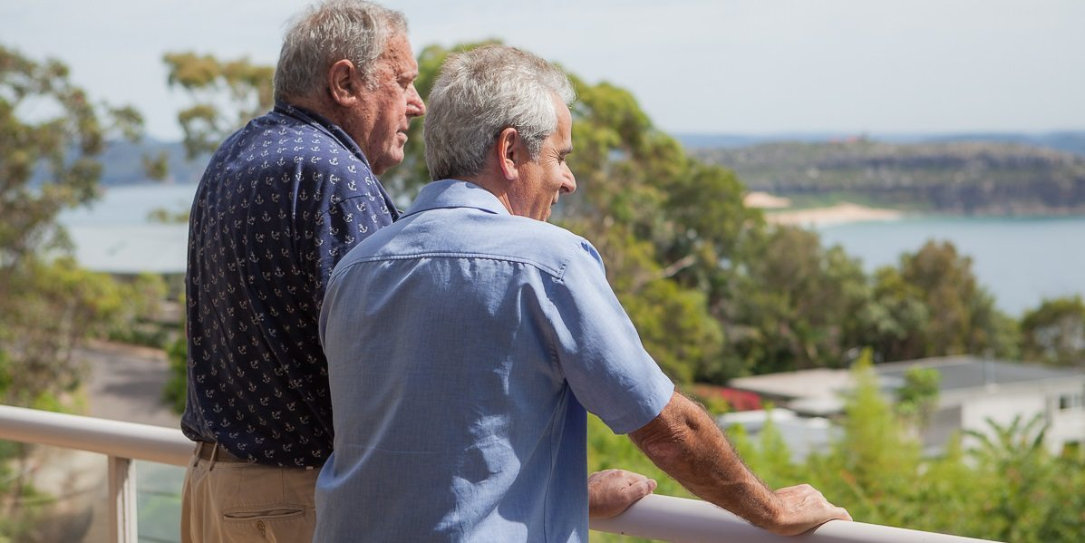 Things to do with the elderly in Sydney, social support and companionship